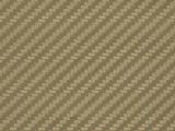 Технология Bubble Free (с каналами для выхода воздуха) 3D Карбон цвет золотой