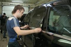 Неметаллизированные автомобильные пленки HP BLACK 50